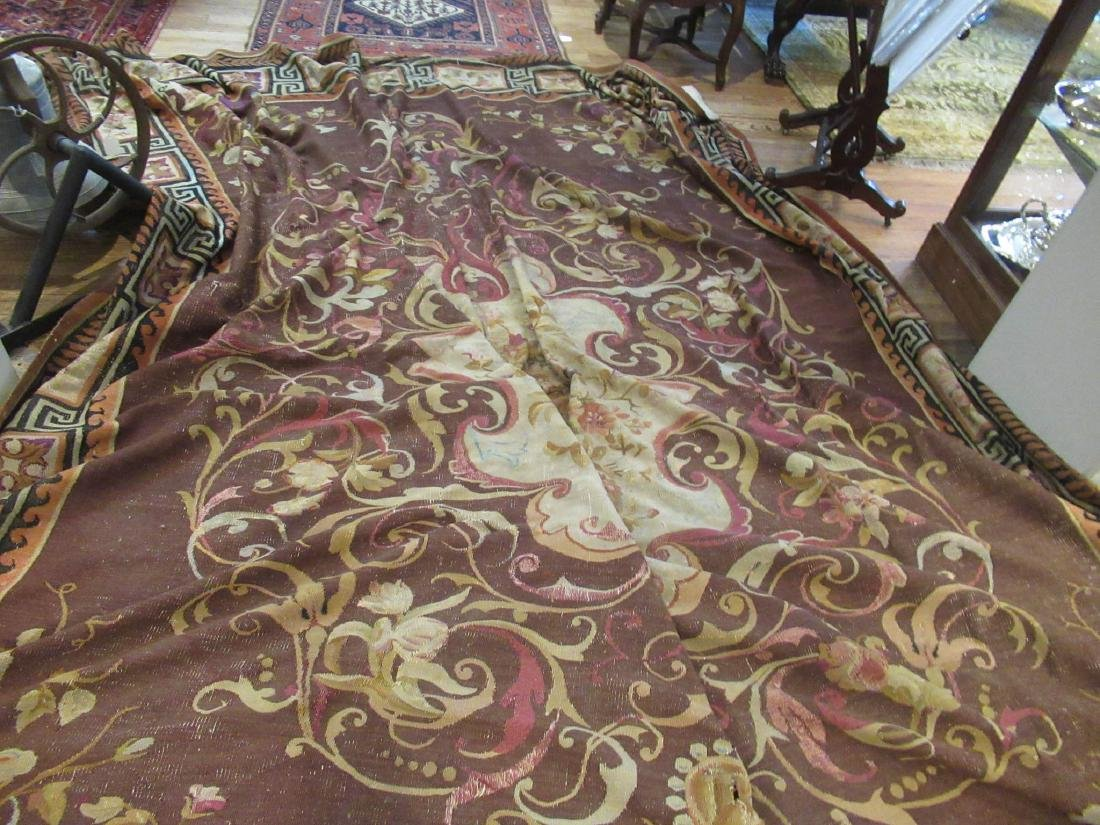 French Aubusson Carpet - 4