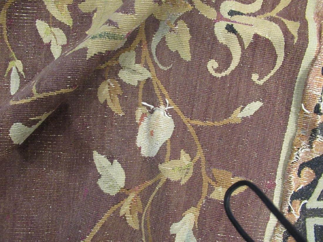 French Aubusson Carpet - 5