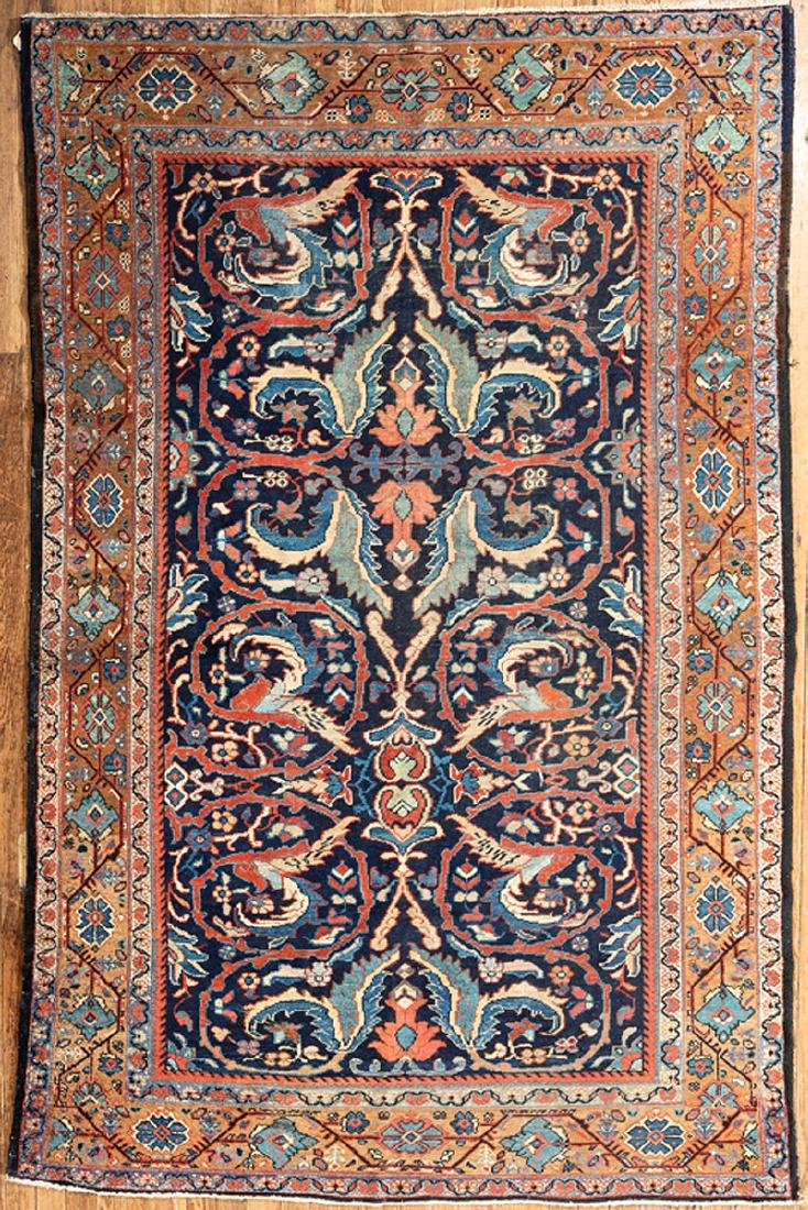 Semi-Persian Carpet