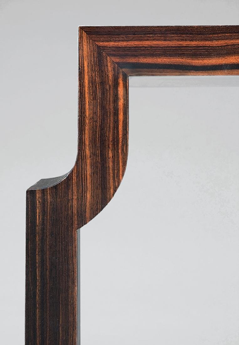 Lee Ledbetter Macassar Wood Veneered Console Table - 3