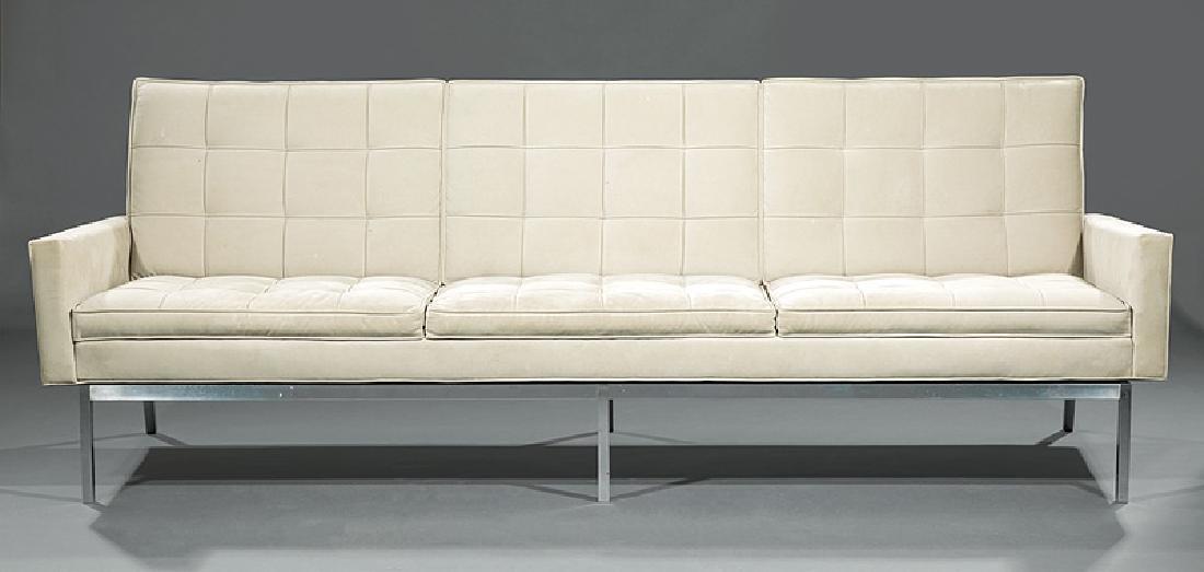 Florence Knoll (b. 1917) Three-Seat Sofa - 2