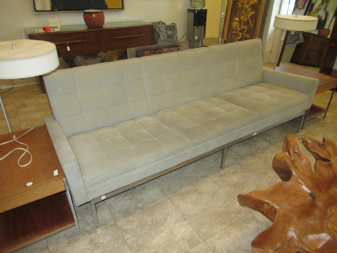 Florence Knoll (b. 1917) Three-Seat Sofa - 3