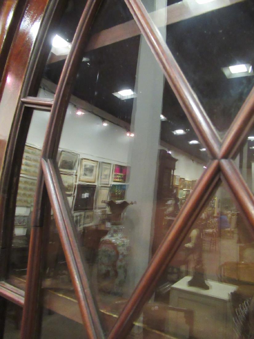 George III-Style Mahogany Bookcase - 6