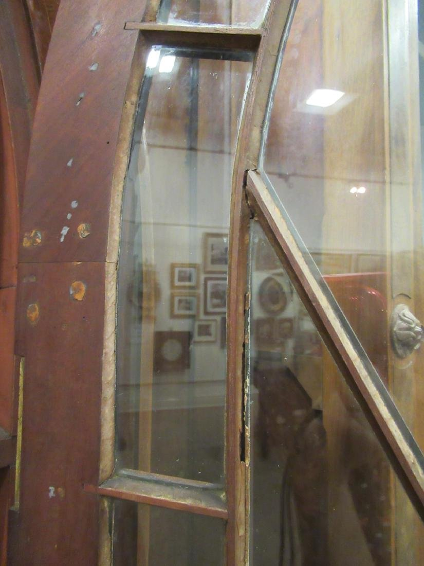 George III-Style Mahogany Bookcase - 8