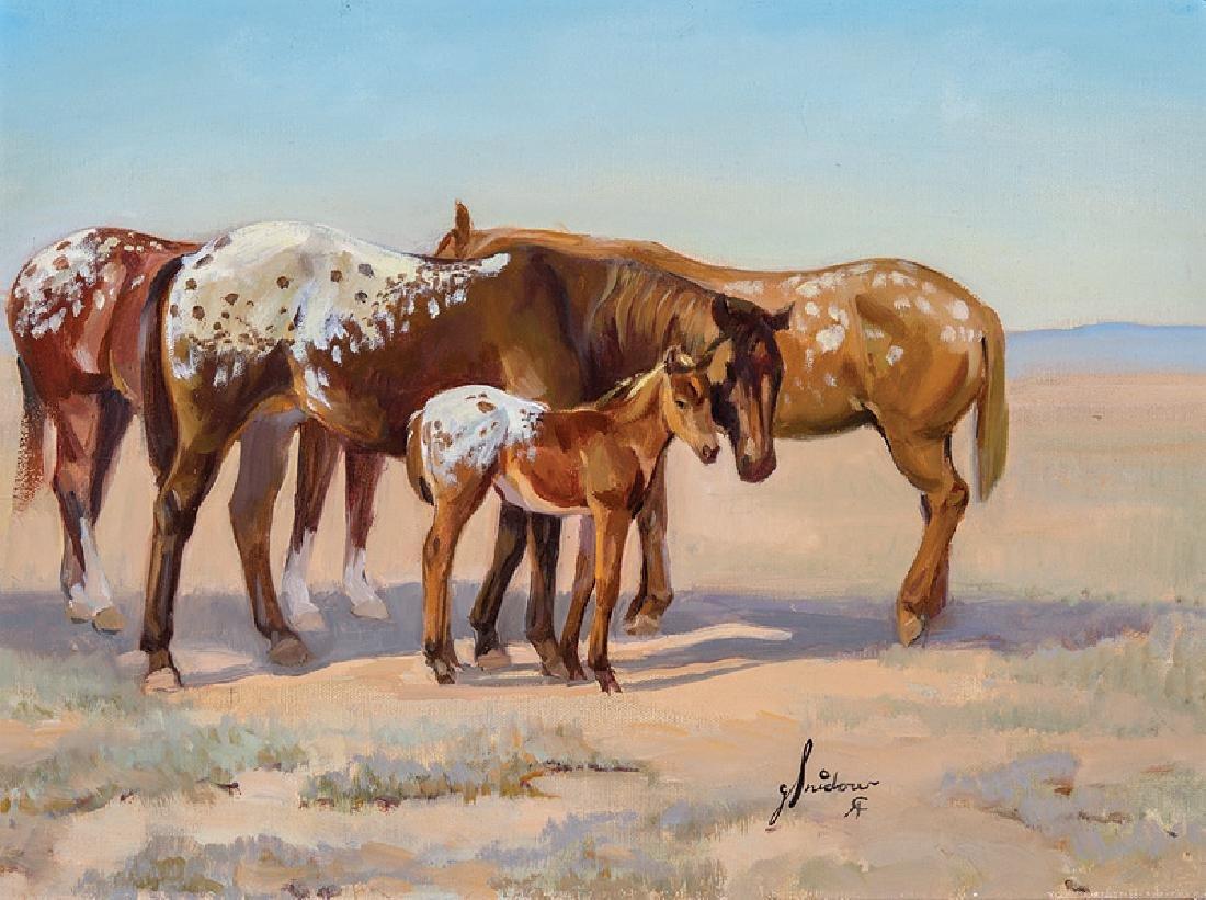 Gordon Snidow (American/New Mexico, b. 1936)