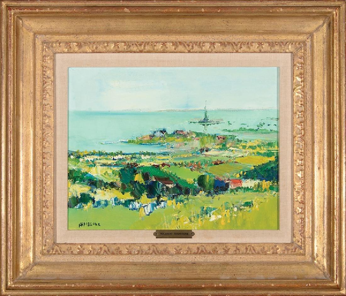 Yolande Ardissone (French, b. 1927)