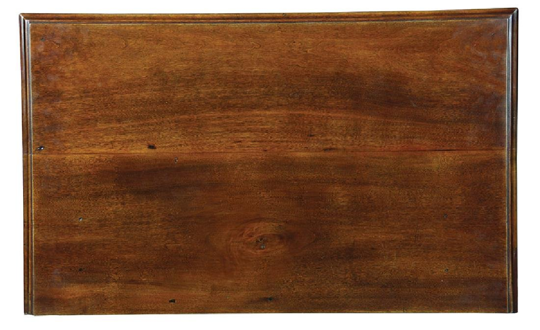 American Chippendale Birch Low Chest - 3