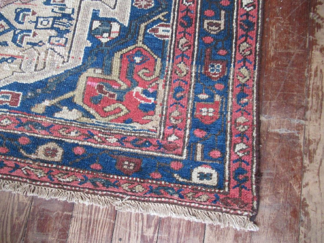 Persian Hamadan Carpet - 6