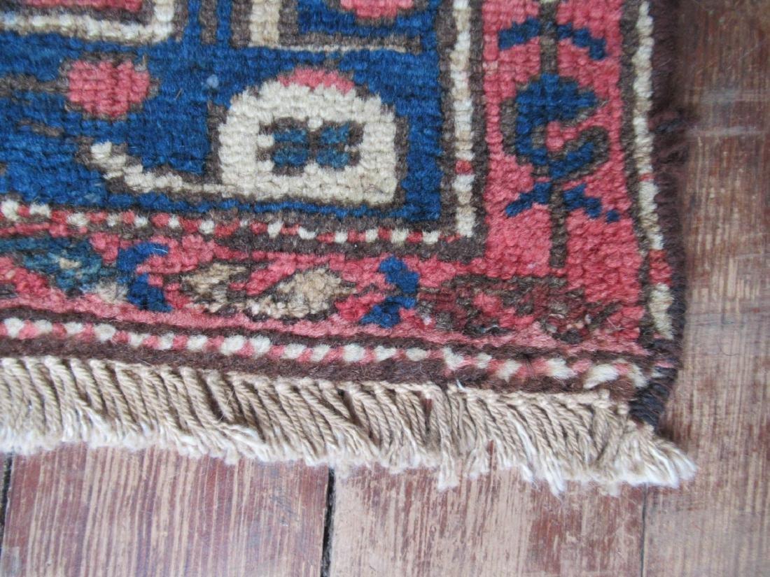 Persian Hamadan Carpet - 7