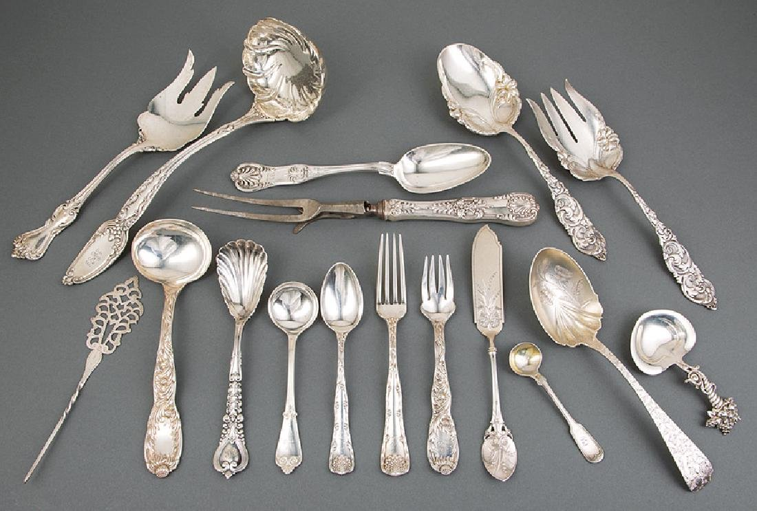 Sterling Silver Serving Pieces - 2