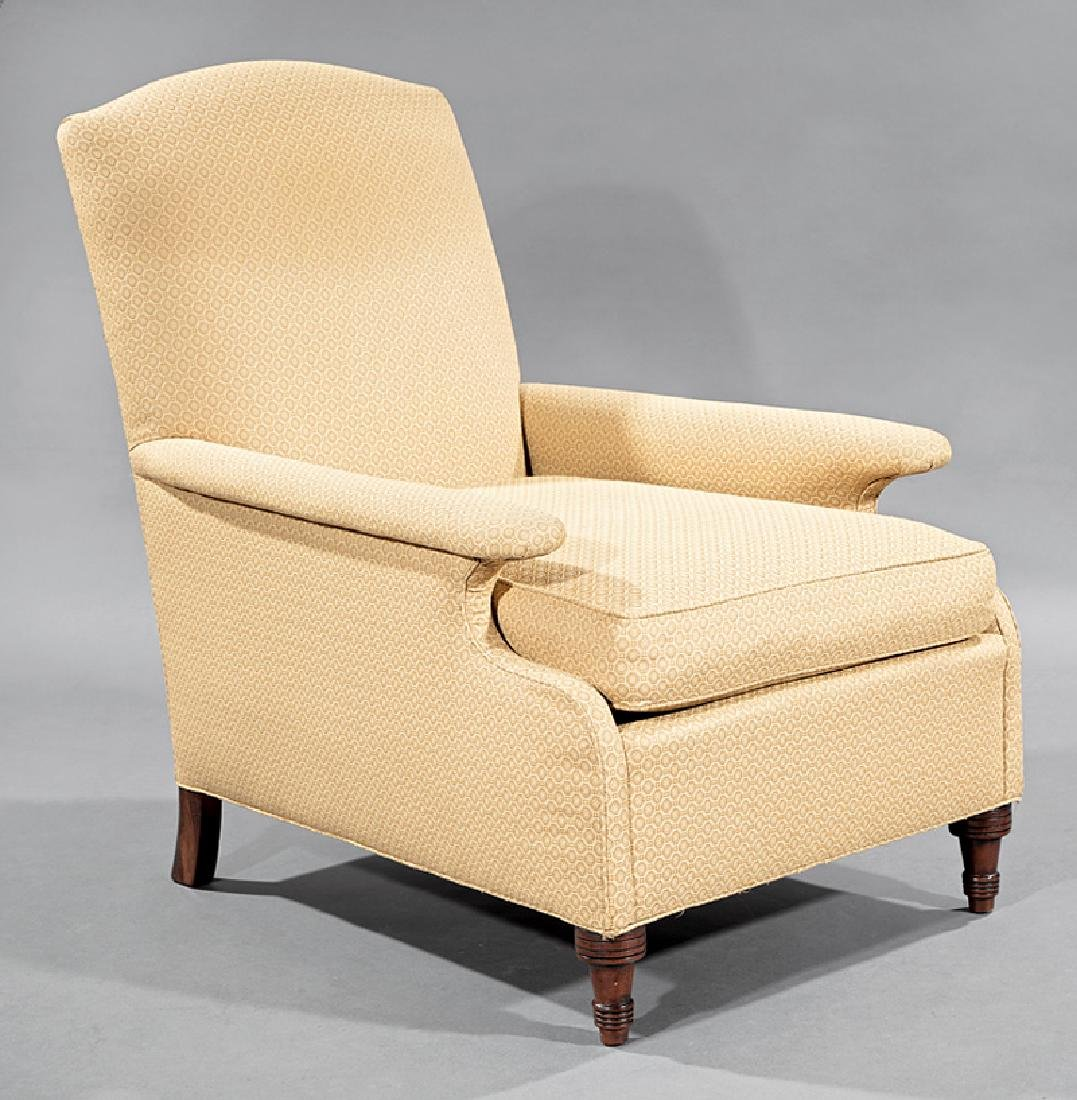 Upholstered Club Chair by Hickory Chair