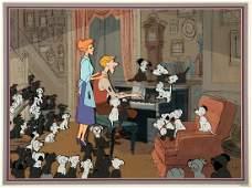 Walt Disney Perdia, Pongo, St. Tibbs, Towser Cel