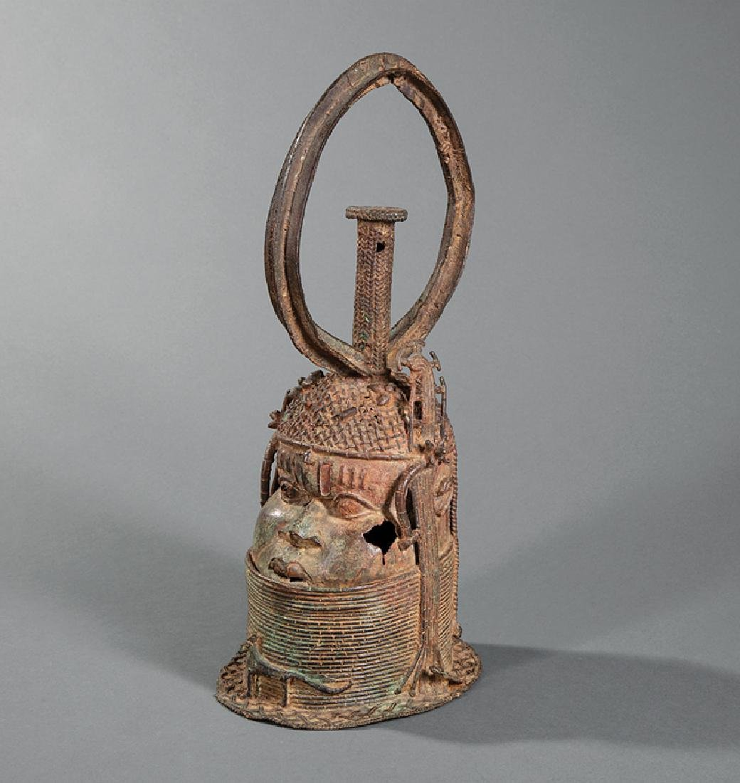African Bronze and Iron Oba