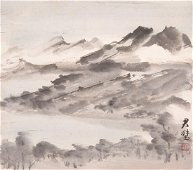 Attributed to Fang Junbi (Chinese, 1898-1986)