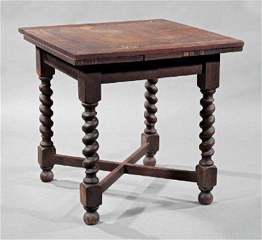 Cool Antique Jacobean Style Oak Pub Table Ibusinesslaw Wood Chair Design Ideas Ibusinesslaworg