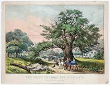 Currier & Ives/Publishers, Lithographs
