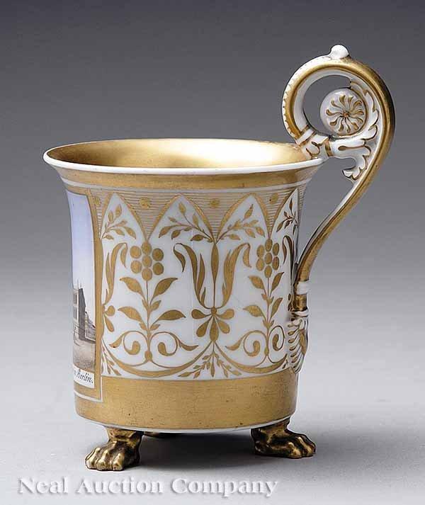 0012: Berlin Porcelain Cabinet Cup