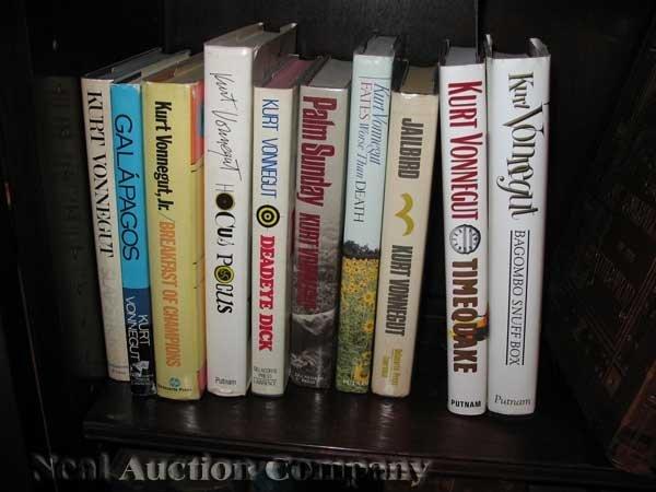 0653: First Edition, Signed Kurt Vonnegut Books - 7