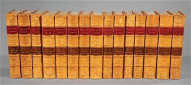 Irving's Works, 15 volumes