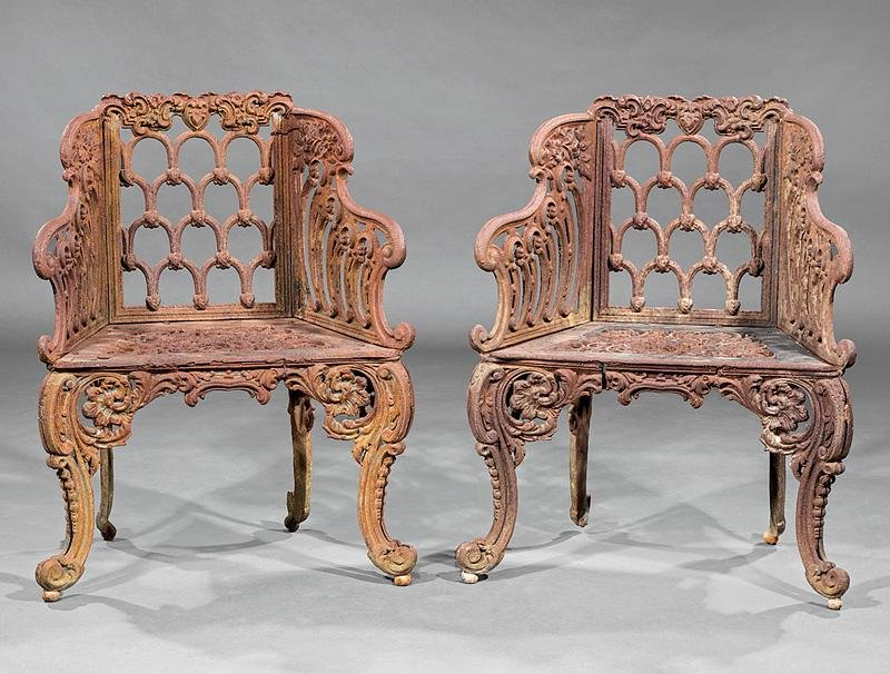 American Cast Iron Chairs