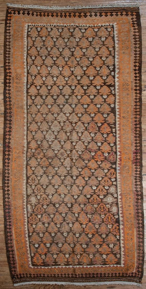 Persian Kurdish Kilim Carpet