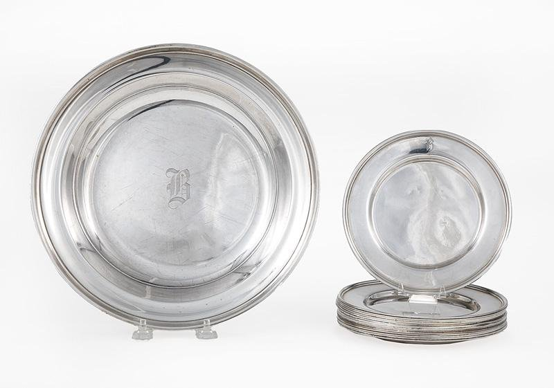 Gorham Sterling Silver Serving Dish