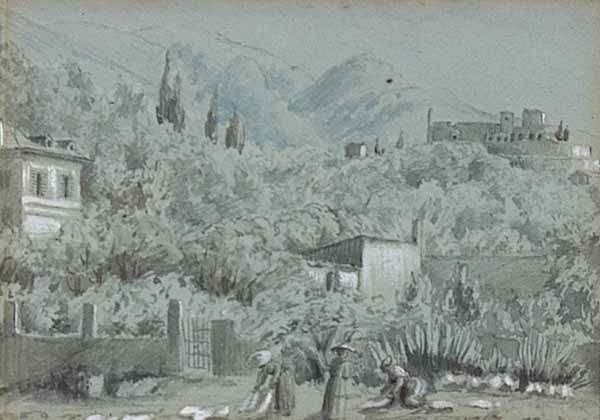 0028: Attributed to W.H. Langton (British, 1