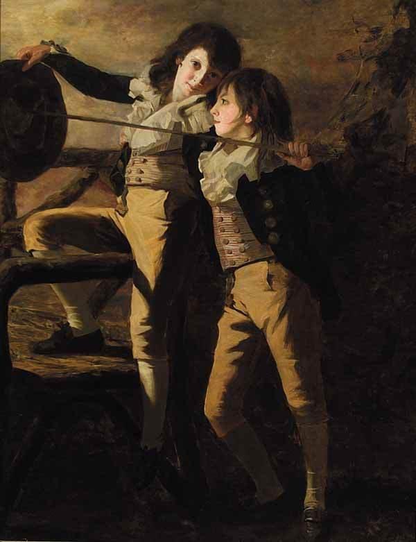 0033: After Henry Raeburn (Scottish, 1756-1823)