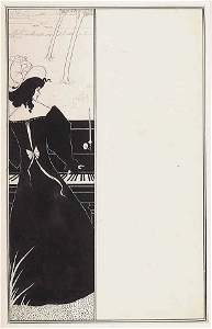 0473: Aubrey Beardsley (British, 1872-1898)