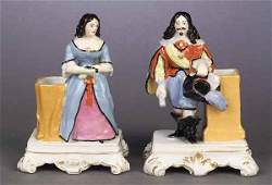0713: An Interesting Pair of French Porcelai