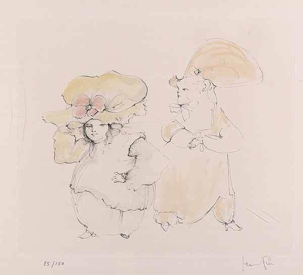 0799: Leonor Fini (Argentine/French, 1908-19