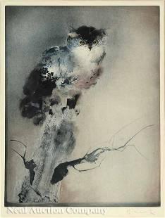 0619: Kaiko Moti (Indian, 1921-1989)