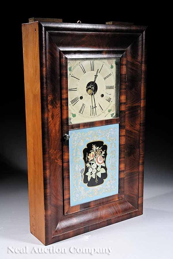 0708: Jerome & Co., Thirty-Hour Mantel Clock