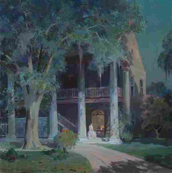 Clarence Millet (American/New Orlean)