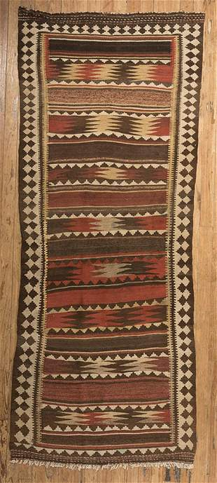 Persian Kurdish Kilim