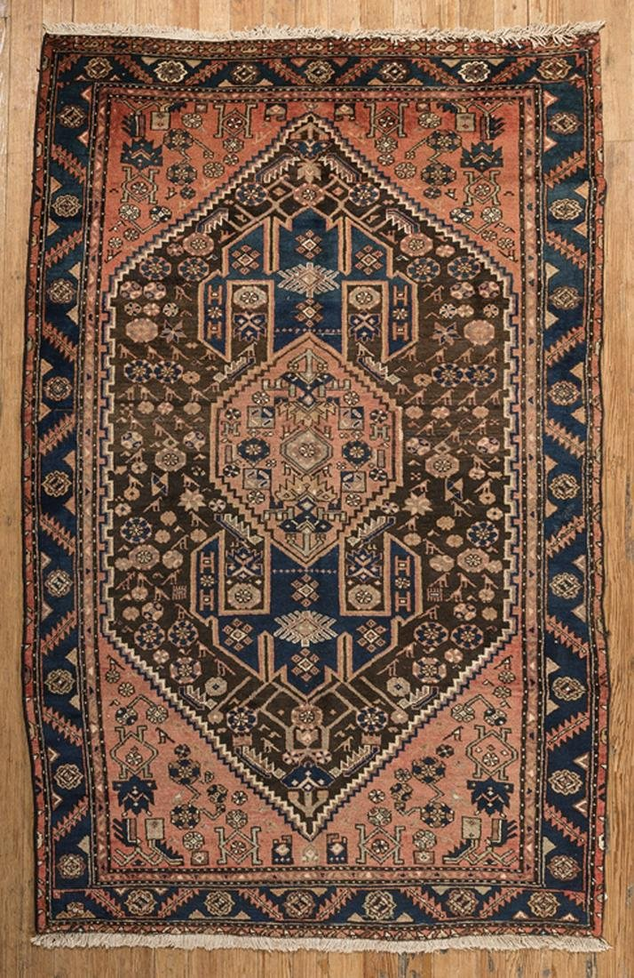Semi- Persian Malayer Carpet