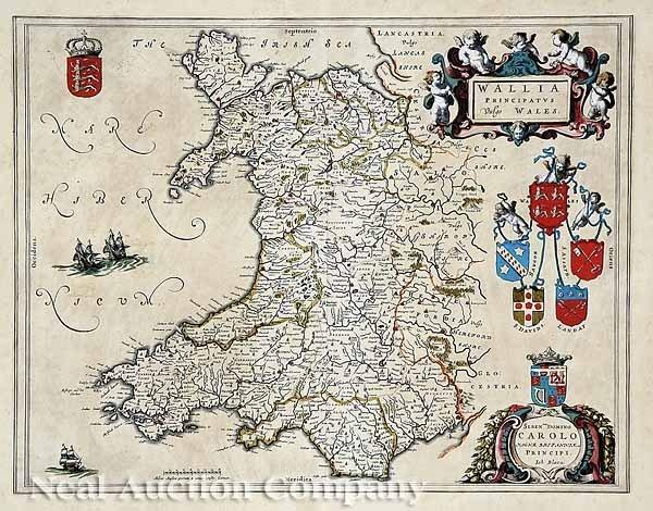 22: Willem Bleau and Sons (Dutch, 1571-1673)