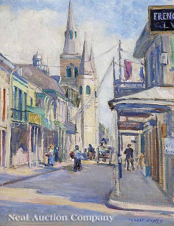 681: Jessie Barrows Jones (American, 1865-1944)