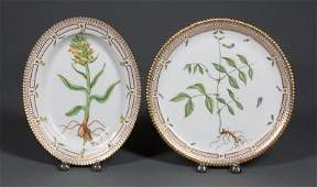 Royal Copenhagen Flora Danica Dishes
