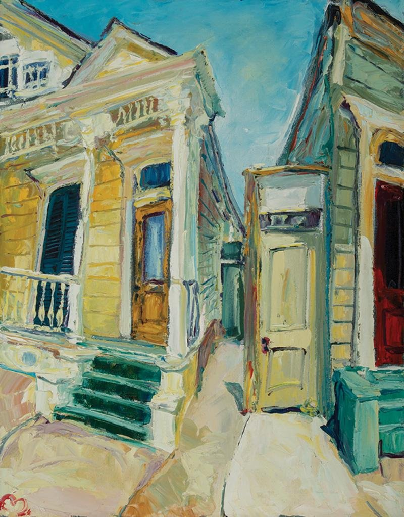 James Michalopoulos (American/New Orleans)