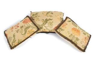 Set of Three Decorative Pillows