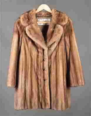 Vintage Ladys Mink Jacket