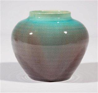 Pisgah Forest Art Pottery Vase
