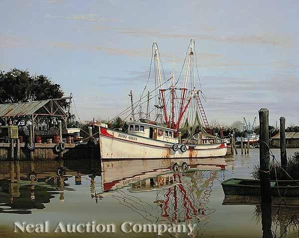1070: James L. Kendrick III (American/Louisiana)