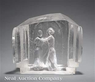 Monika Eaton Glass Block