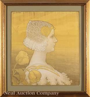 Paul Emile Berthon (French, 1872-1909)
