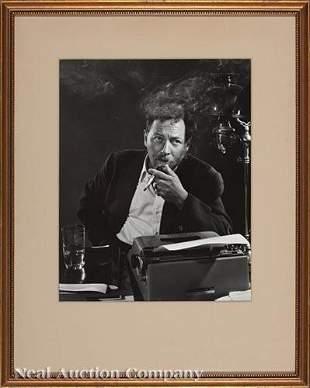 Yousuf Karsh (Amrmenian/Canadian, 1908-2002)