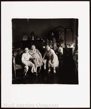 Diane Arbus (American/New York, 1923-1971)