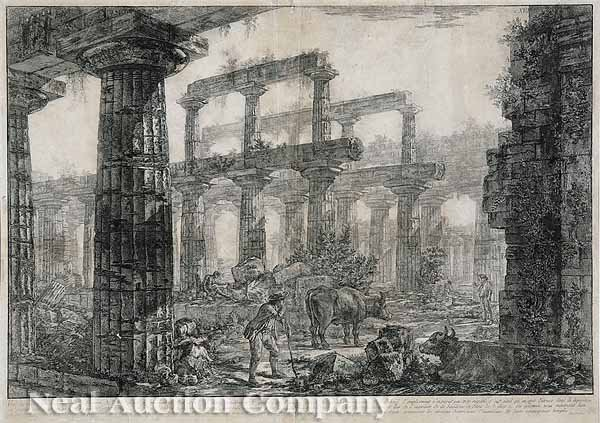 4: After Giovanni Battista Piranesi (Italian)