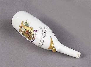 German Porcelain Ceremonial Tobacco